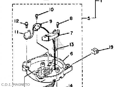 Yamaha 5SK/LK 1984/1985 parts lists and schematics