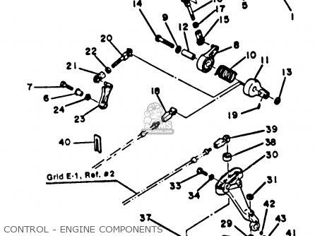 Yamaha 70ETLK 1985 parts lists and schematics