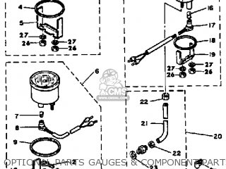 Yamaha 90ETLK 1985 parts lists and schematics