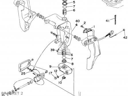 Yamaha 90TLRA 2002 parts lists and schematics