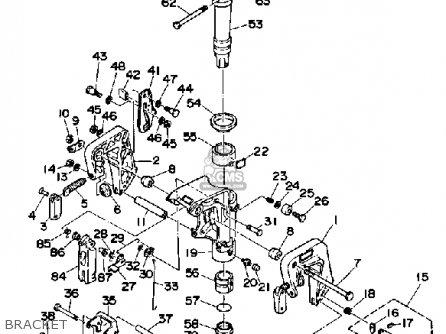 Yamaha 9.9F/15F 1989 parts lists and schematics