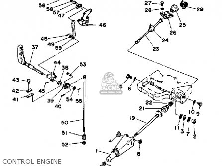 Yamaha 9.9m(e)hq/15m(e)hq 1992 parts list partsmanual