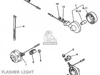 Yamaha AG100H 1996 3HA9 OCEANIA 263HA-700E1 parts lists