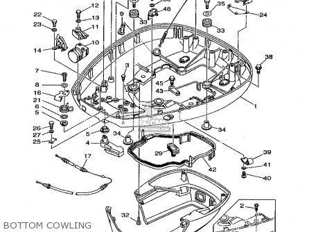 Yamaha B115TRX 1999 parts lists and schematics