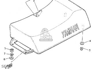 Yamaha BR250S BRAVO 1992 parts lists and schematics