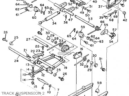 Yamaha BR250TL 1987 parts lists and schematics
