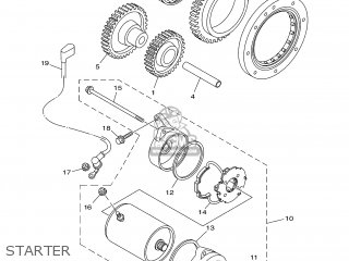 Yamaha BT1100 2002 5JN1 ITALY 1A5JN-300E3 parts lists and