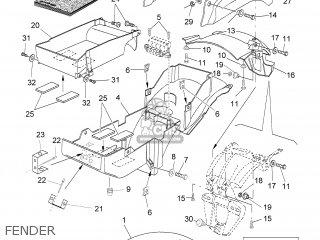 Yamaha BT1100 2002 5JN1 1A5JN-300E3 parts lists and schematics