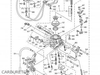 Yamaha BT1100 2004 5JN3 ITALY 1C5JN-300E1 parts lists and