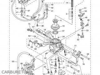 Yamaha BT1100 2005 5JN4 ENGLAND 1D5JN-300E2 parts lists