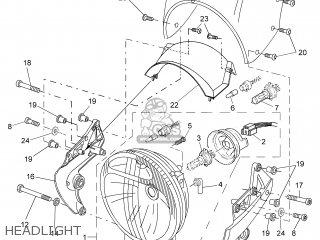 Yamaha BT1100 2005 5JN4 GERMANY 1D5JN-332G2 parts lists