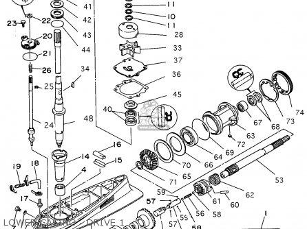 Yamaha C150trx 1999 parts list partsmanual partsfiche