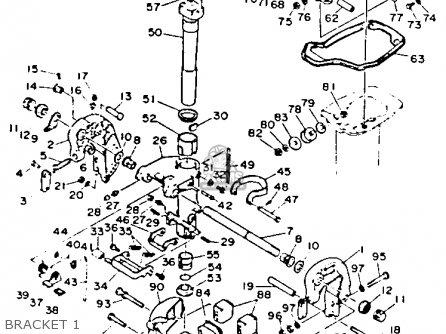 Yamaha C25E (EM)P 1990 parts lists and schematics
