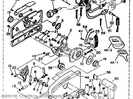 Yamaha C30ERR (C30ELRR) 1993 parts lists and schematics