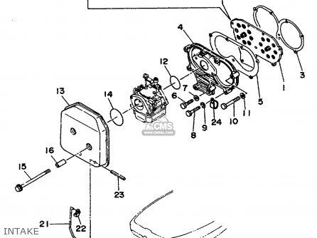 Yamaha C30(mh/er)s 1994 parts list partsmanual partsfiche