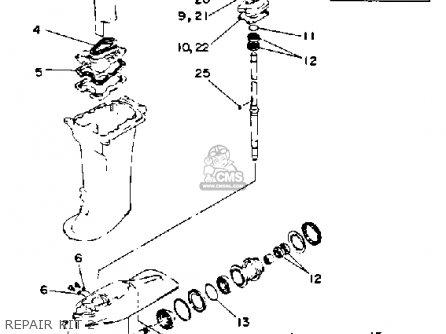 Yamaha C40/MHQ/ERQ/PRQ 1992 parts lists and schematics