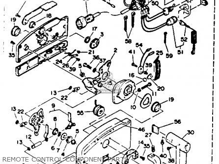 Yamaha C55ELRR 1993 parts lists and schematics