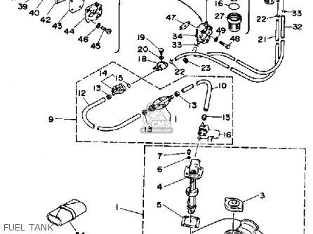 Yamaha C55ERP 1991 parts lists and schematics