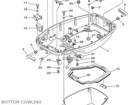 Yamaha C60/c70tlry 2000 parts list partsmanual partsfiche