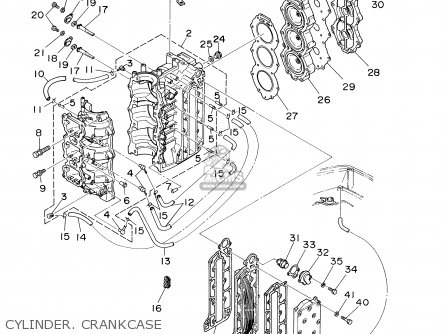 Yamaha C60/C70TLRY 2000 parts lists and schematics
