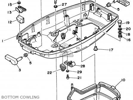 Yamaha C75/C85TRU 1996 parts lists and schematics