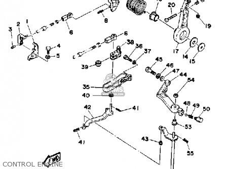 Yamaha C85TRQ 1992 parts lists and schematics