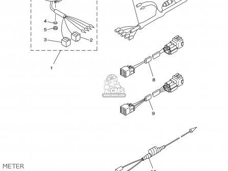 Yamaha C90/90tlry 2000 parts list partsmanual partsfiche