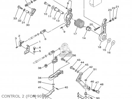 Yamaha C90/90TLRZ 2001 parts lists and schematics