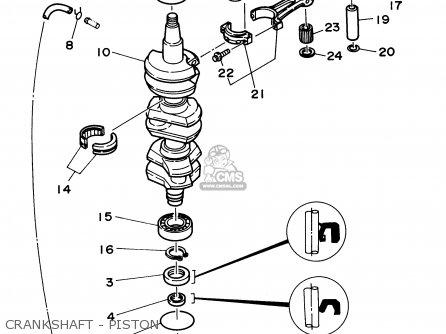 Yamaha C90tlrv 1997 parts list partsmanual partsfiche