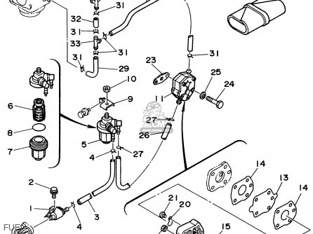 Yamaha C90TLRV 1997 parts lists and schematics