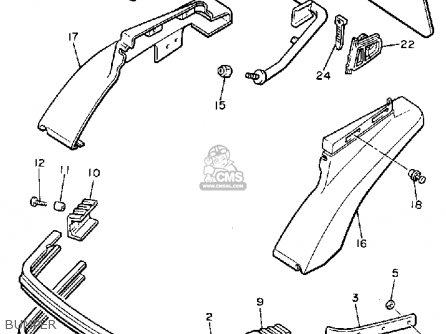 Yamaha CF300M INVITER 1988 parts lists and schematics