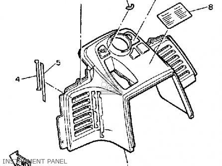Yamaha Cs340en Ovation 1989 parts list partsmanual partsfiche