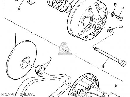 Yamaha CS340ES OVATION 1992 parts lists and schematics