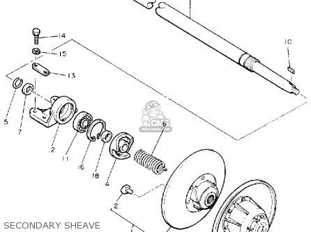 Yamaha CS340ET OVATION 1993 parts lists and schematics