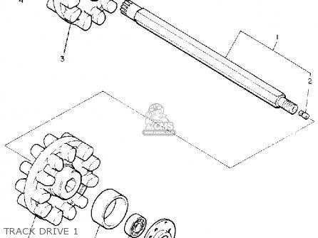 Yamaha Cs340et Ovation 1993 parts list partsmanual partsfiche