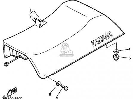 Yamaha CS340N OVATION 1989 parts lists and schematics