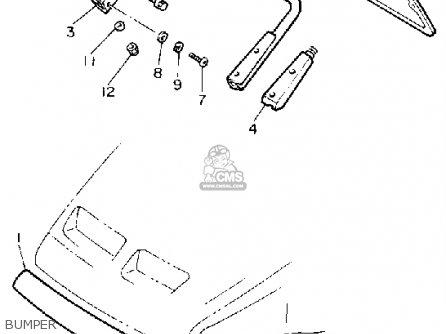 Yamaha Cs340p Ovation 1990 parts list partsmanual partsfiche