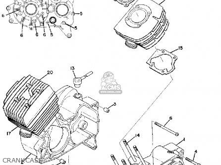 Yamaha CS3B 1970 USA parts lists and schematics