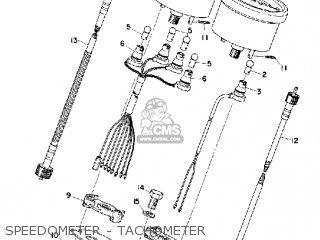 Yamaha CS5 1972 USA parts lists and schematics