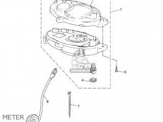 Yamaha CS50 2005 5RWS ENGLAND 1D5RW-310E1 parts lists and