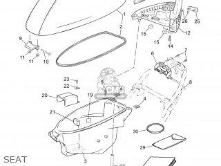 Yamaha CS50 2007 3D4C POLAND 1F3D4-300E1 parts lists and