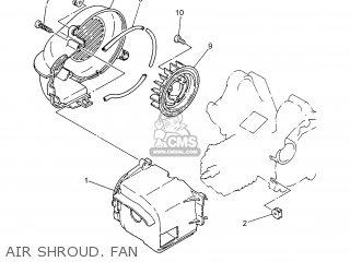 Yamaha Cs50 Jog R 2002 5rw1 Ireland 1a5rw-310e1 parts list