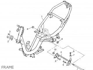 Yamaha CS50Z JOG RR 2003 5RW9 ENGLAND 1B5RW-310EA parts
