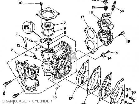 Yamaha CV30E 1989 parts lists and schematics