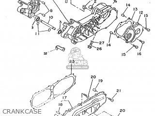 Yamaha CW50RS 1998 5CX1 AUSTRIA 285CX-362E1 parts lists