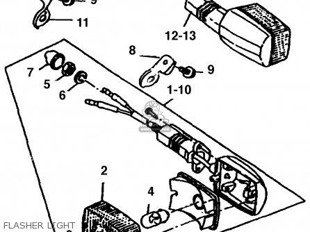 Yamaha Cw60k 1998 parts list partsmanual partsfiche