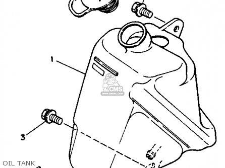 Yamaha CY50D 1992 CY50E 1993 JOG USA parts lists and