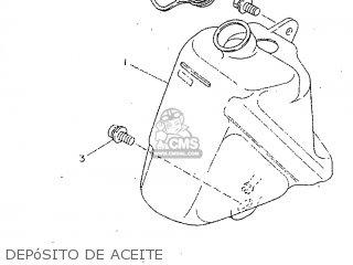 Yamaha Cy50r 1998 3wg7 Spain 283wg-352s1 parts list
