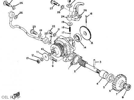 Yamaha DS6B 1969 USA parts lists and schematics