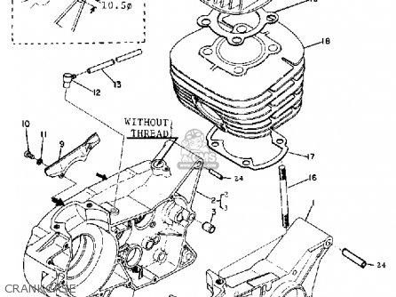 Yamaha Dt Motorcycle, Yamaha, Free Engine Image For User